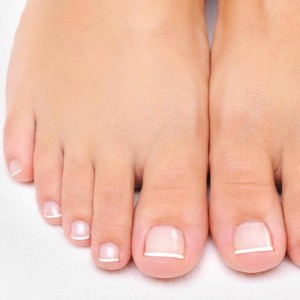 French Pedicure Image